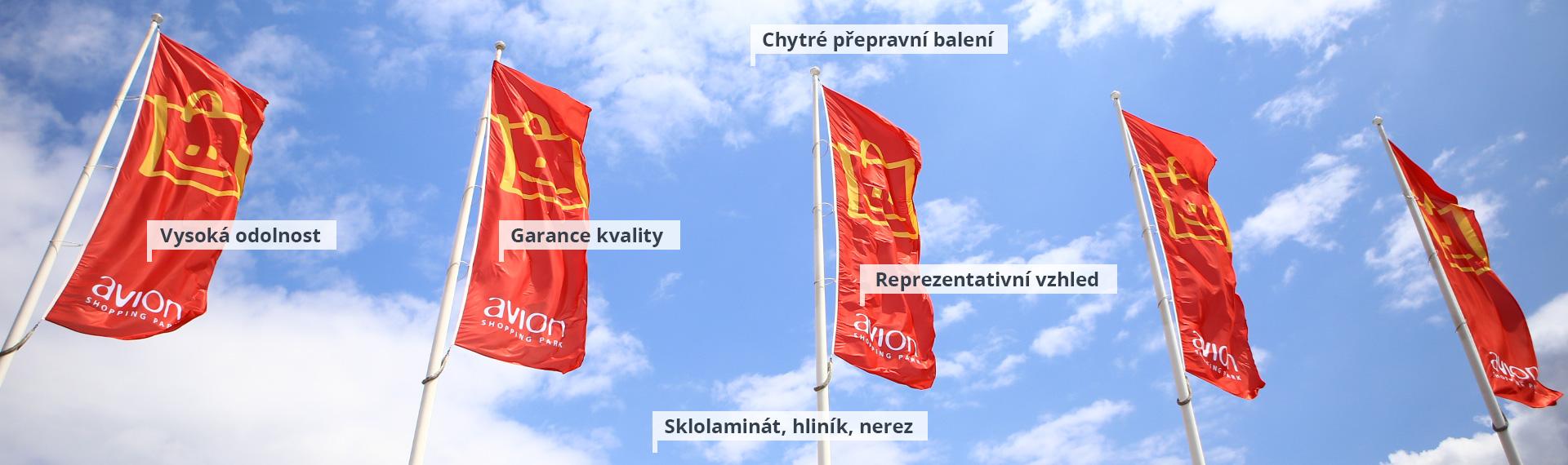 Vlajkové stožáry