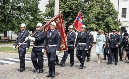 Ze života sboru: Skalickí hasiči oslavili 140 let od svého založení!