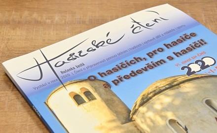 Hasičské čtení: Naše státní vlajka slaví tento rok 100 let