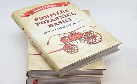 Kniha - Pompiéři, požárníci, hasiči právě u nás v prodeji