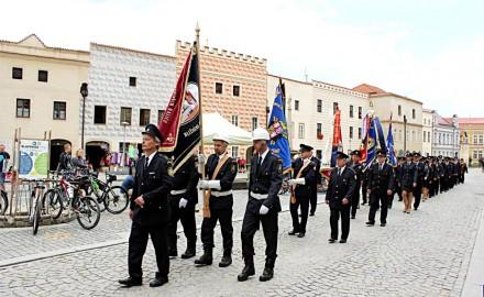 Hasičská slavnost, SDH Slavonice