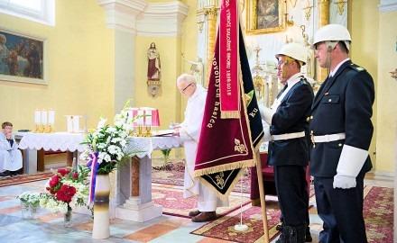 Rituály a ceremonie při hasičských oslavách oživují tradice a historii