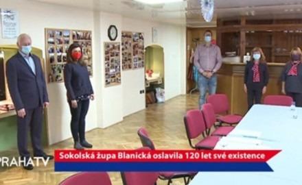 Sokolská župa Blanická letos slaví 120 let své existence