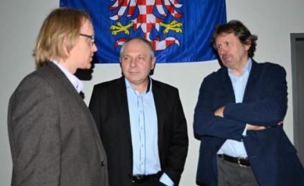 """Vernisáž k výstavě - """"Morava jako součást českého státu"""""""