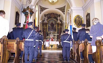 Nezapomenutelná oslava 120. výročí založení SDH Zborovice