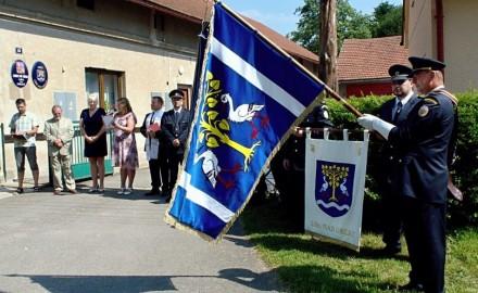Vyšívané symboly ožily v obci Lípa nad Orlicí