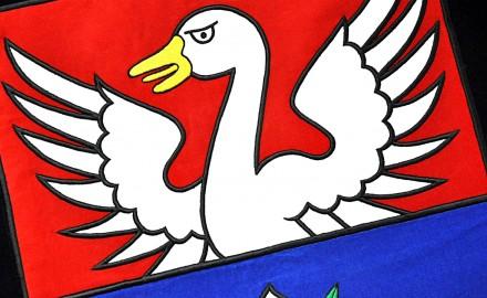 Žehnání symbolů v obci Čáslavice