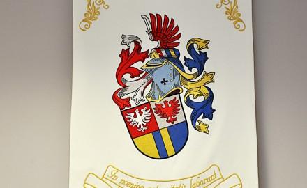 Alerion v ekonomickém magazínu - Profit aneb Objevte s námi kouzlo heraldiky