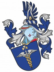 Návrh heraldického osobního občanského znaku pro pana Vladimíra Partla