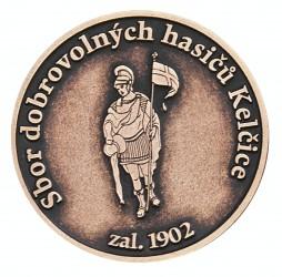 Pamětní mince SDH Kelčice