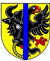 Návrh znaku města Bystřice nad Pernštejnem