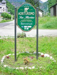Vyhotovení historické uvítací tabule pro obce, města, městyse
