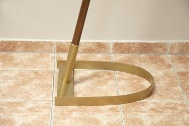 Komplet základní žerdě a kovového stojanu ve tvaru podkovy