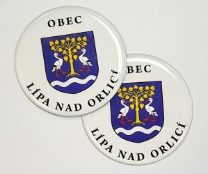 Magnetky pro obec Lípa nad Orlicí