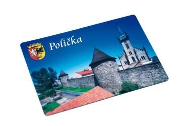 Magnetka pro město Polička