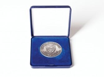 Pamětní medaile vyhotovena pro MČ Brno - Bohunice.