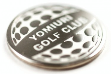 Pamětní mince pro golfové kluby