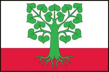 Vlajka pro obec Klokočov