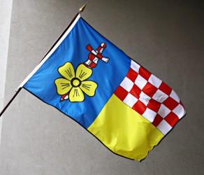 Tištěné vlajky na zakázku s vlastní grafikou