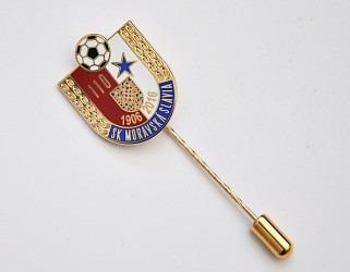 Zakázková výroba odznaků pro sportovní kluby.