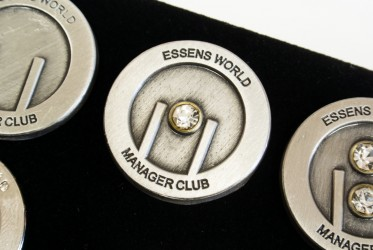 Zakázková výroba firemních odznaků