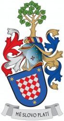 Osobní občanský heraldický znak pana Josefa Piecucha