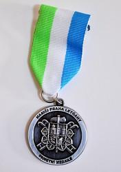 Pamětní medaile pro hasiče