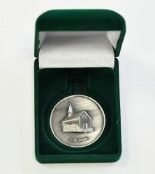 Výroba mincí s vlastní graikou.