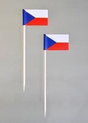 Gastrovlaječky - vlajka ČR