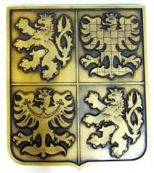 Polyuretanový velký státní znak České republiky