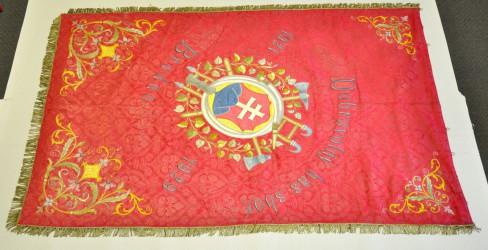 Historický hasičský prapor Brodno