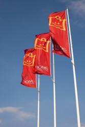 Reklamní vlajky pro AVION