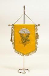 Stolní vyšívané vlaječky pro kluby
