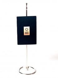 Stojánky a stolní vlaječky s logem firmy, organizace