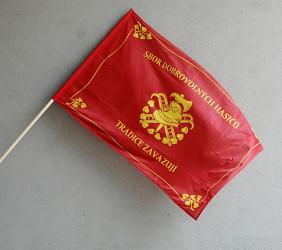 Univerzální hasičská venkovní vlajka