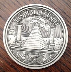 Ukázka zakázkové výroby pamětních mincí