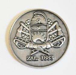 Zakázková výroba pamětních mincí s hasičskými motivy