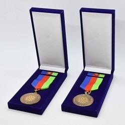 Vyznamenání dodáváme včetně sametových reprezentativních krabiček.