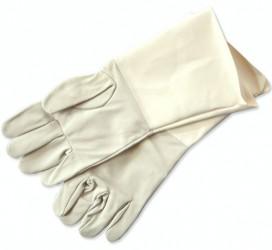 Kožené rukavice pro vlajkonoše