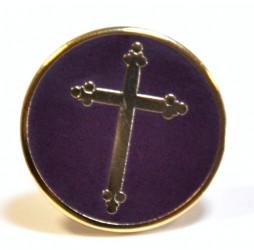 Manžetové knoflíčky s církevními motivy