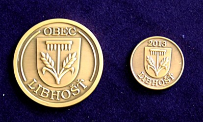 Pamětní obecní a městské medaile