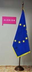 Sametová vlajka Evropské unie
