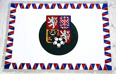 Klubové vyšívané vlajky - Zbrojovka Brno