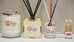 Vonná svíčka, stolní difuzéry, auto parfém pro obce a města