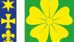 Návrh vlajky obce Jarov