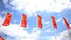 Zakázka pro AVION Shopping Park Brno - venkovní vlajky