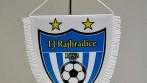 Zakázková výroba stolní vlaječky pro TJ Rajhradice