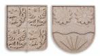 Ukázka vyhotovení znaků z pískovce