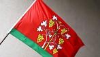 Výroba venkovních vlajek pro obce/města/městyse na zakázku