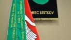 Vyšívané symboly obce Lestkov